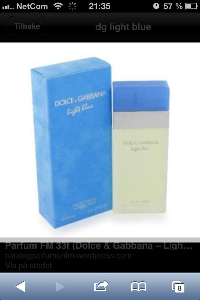 DG light blue