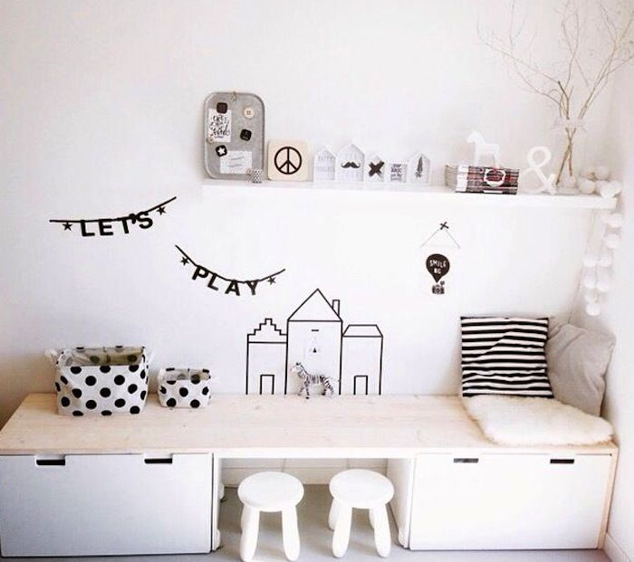 Interieur & kids   15x inspiratie voor een hippe peuterkamer • Stijlvol Styling - Woonblog •Stijlvol Styling – Woonblog