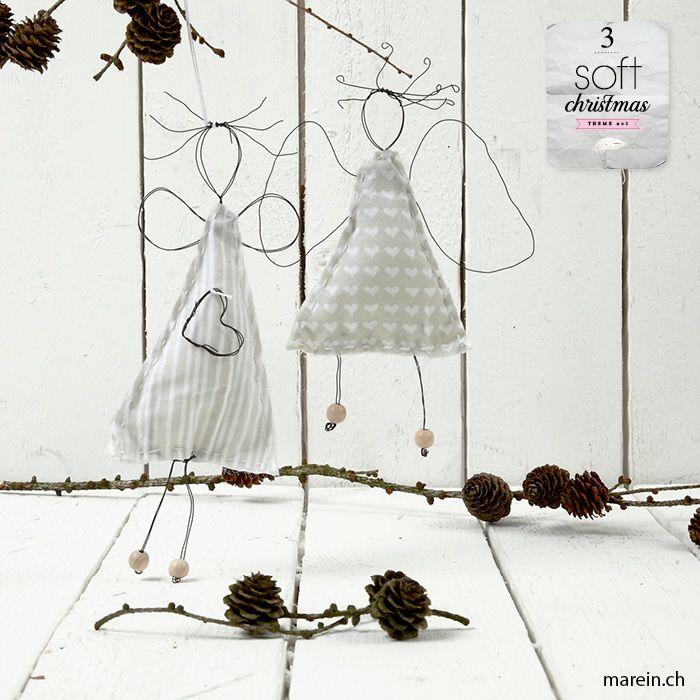 blumendraht engel ein weihnachtsengel aus blumendraht. Black Bedroom Furniture Sets. Home Design Ideas