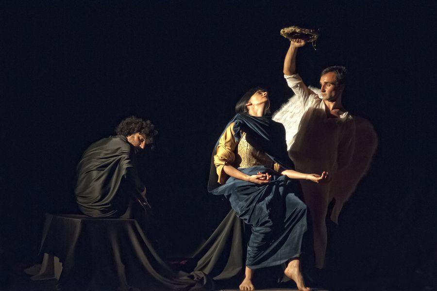 Tableaux vivants: Caravaggio
