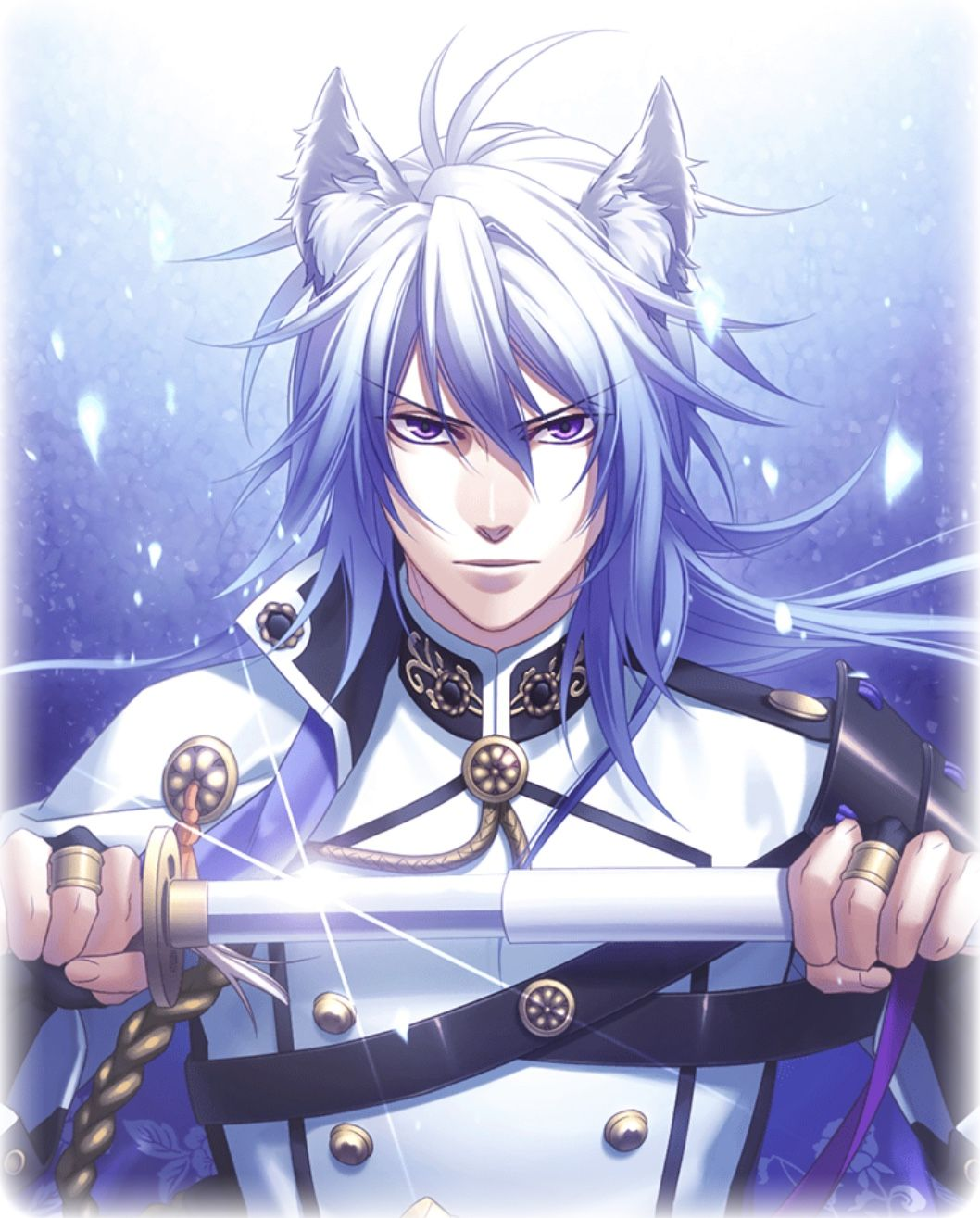 Pin By Michele Herd On Kitsune Werewolves Cool Anime Guys Anime Guys Anime Boy