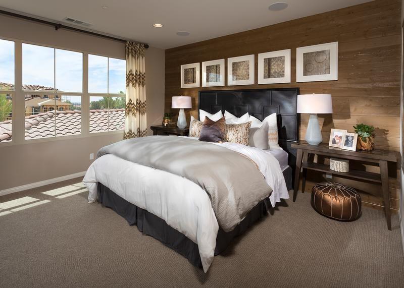 Residence 3 - Master Bedroom