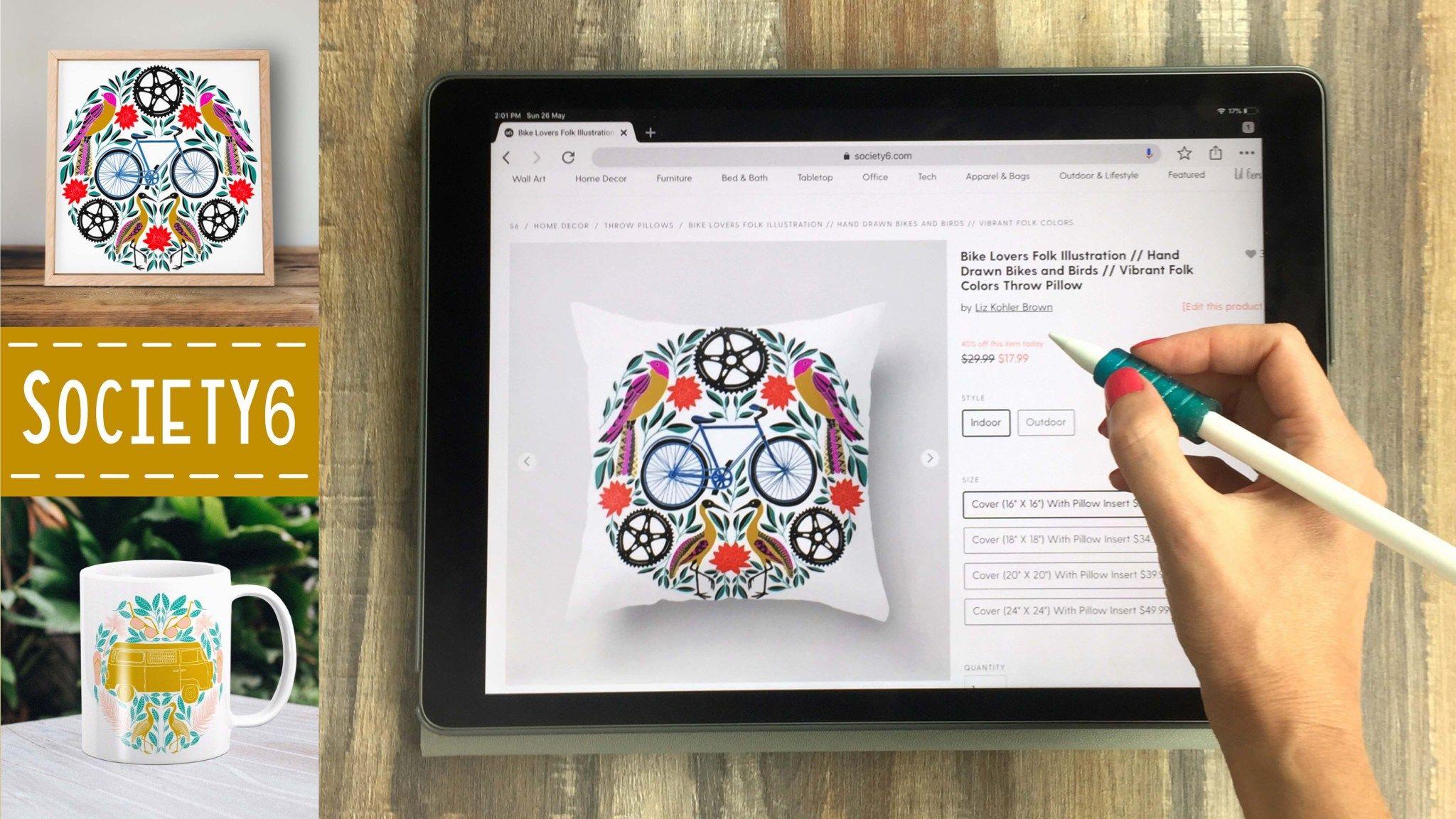 Ipad Surface Design In Affinity Designer Vectors Textures