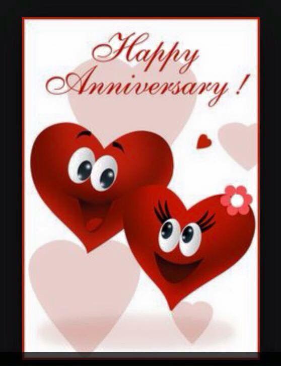 happy anniversary hearts anniversary pinterest happy