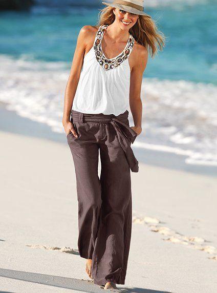 probable Abandonar Reducción  Outfit para la playa | Moda, Ropa, Moda verano