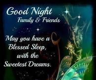 Blessed Sleep With The Sweetest Dreams | new life&dreams