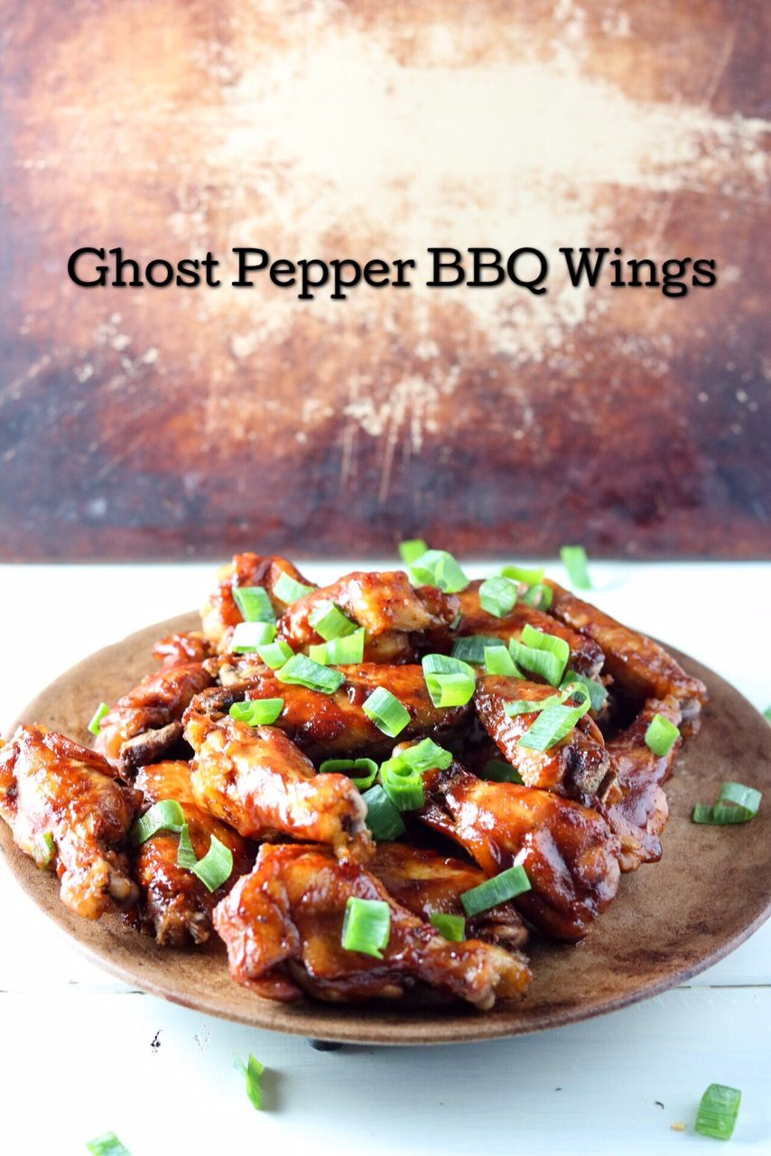 Ghost pepper bbq wings stuffed peppers cooking recipes