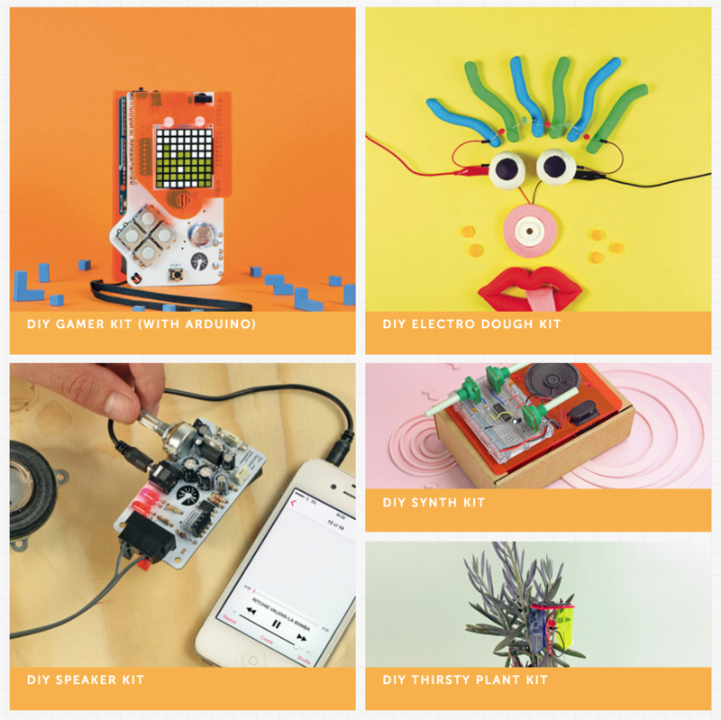 Technology Will Save Us: Cool DIY STEM kits let you make your own ...