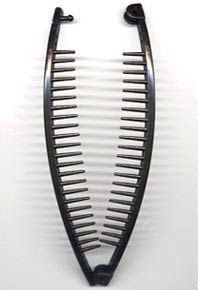 things from my past...the banana clip. What's scary is that I have seen these on women TODAY.