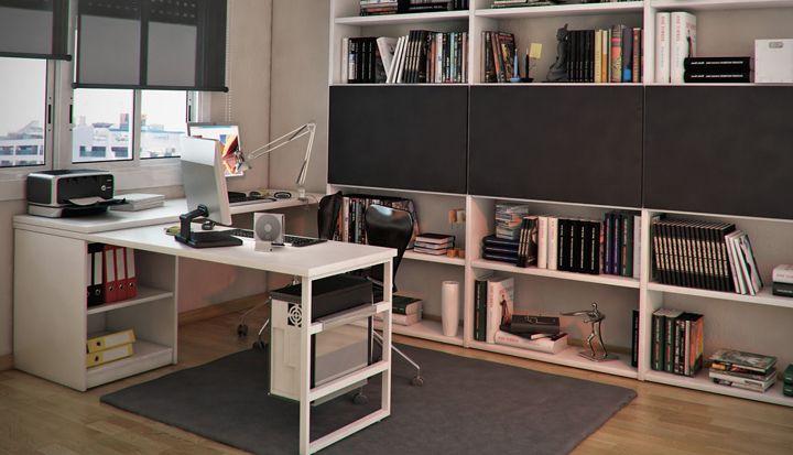 Ideas para decorar habitaciones de estudio ideas pinterest estudio decoracion estudio y casas - Habitaciones de estudio ...