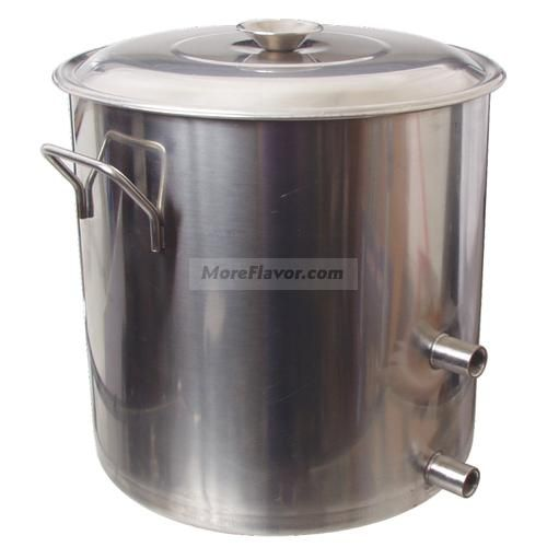 8 5 Gallon Brewmaster Stainless Steel Brew Kettle All Grain Brewing Brewing Equipment Home Brewing