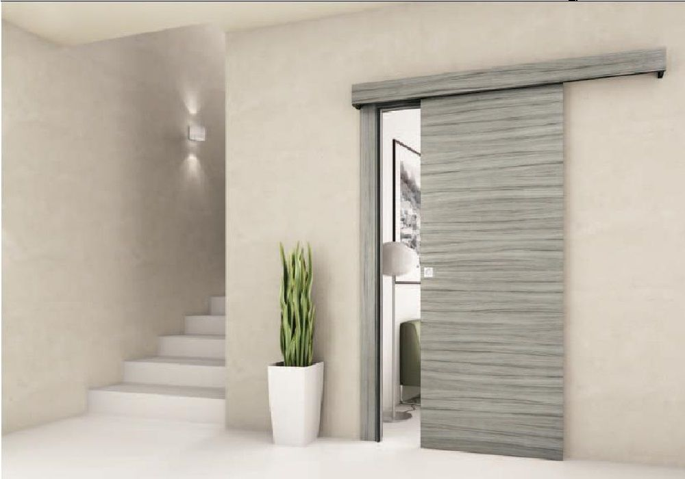 Porta scorrevole moderna tortora | Casa | Pinterest | Tortora