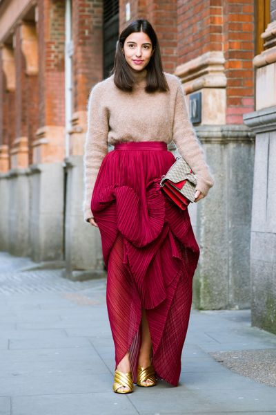 #StreetStyle from London Fashion Week Fall 2016