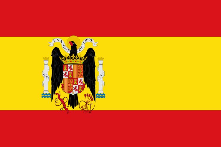 Spanish Nationalist Flag Tags National Flag Of Spanish National