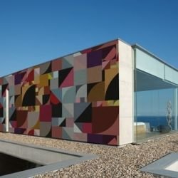 Italian company Wall & Deco with their funky and contemporary wallpaper prints made for their OUT exterior collection.