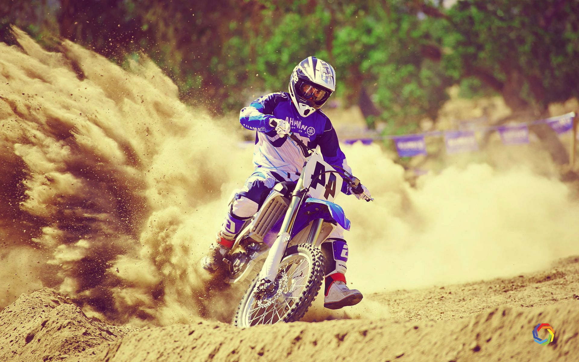 Download Awesome Dirt Bike Full HD Backgrounds HD