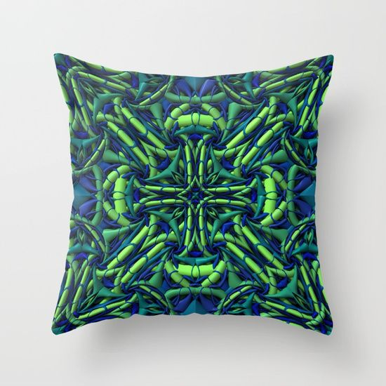 Dreadful for a Penny Throw Pillow