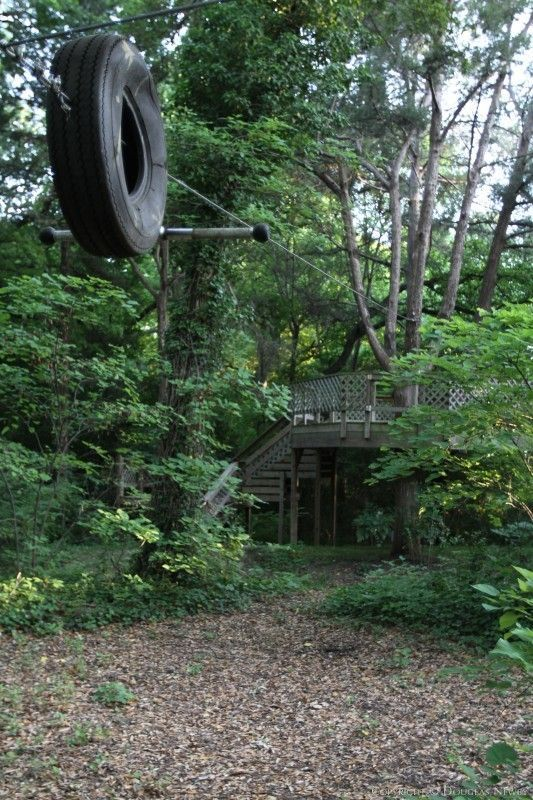 Maurice Fatio Designed Significant Home Zipline on