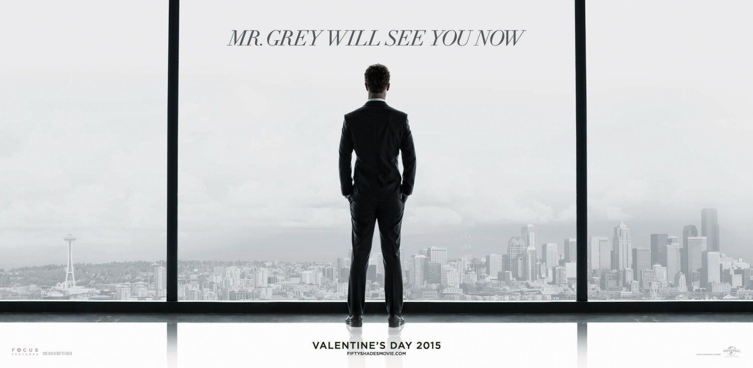 Fifty Shades of Grey - 2015 ----