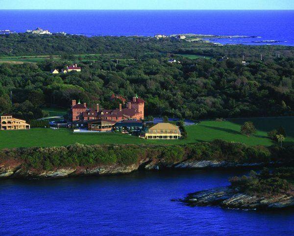 Newport ri wedding venues ocean