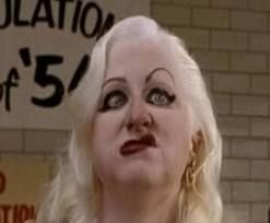 Hatchet Face She Had A Great Personality Cry Baby Movie Cry Baby Perfect Face
