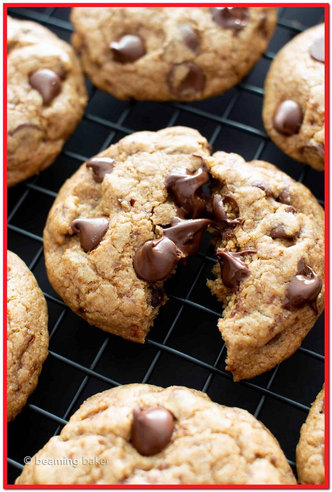 best gluten free chocolate chip cookies vegan