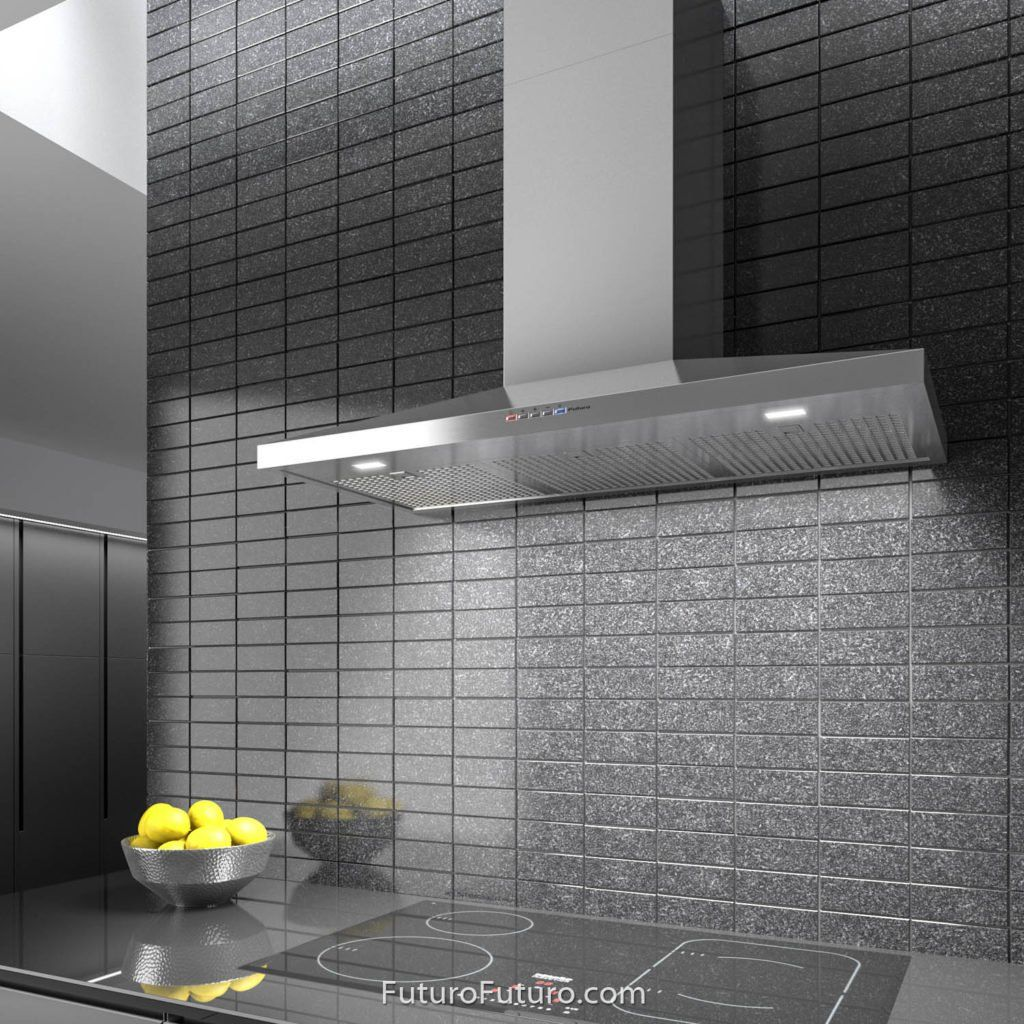36 Rainbow Wall Range Hood The Classic Geometry Of The Rainbow Series Range Hoods By Futuro Futuro Is A Gre Rainbow Wall Range Hood Stainless Steel Lighting