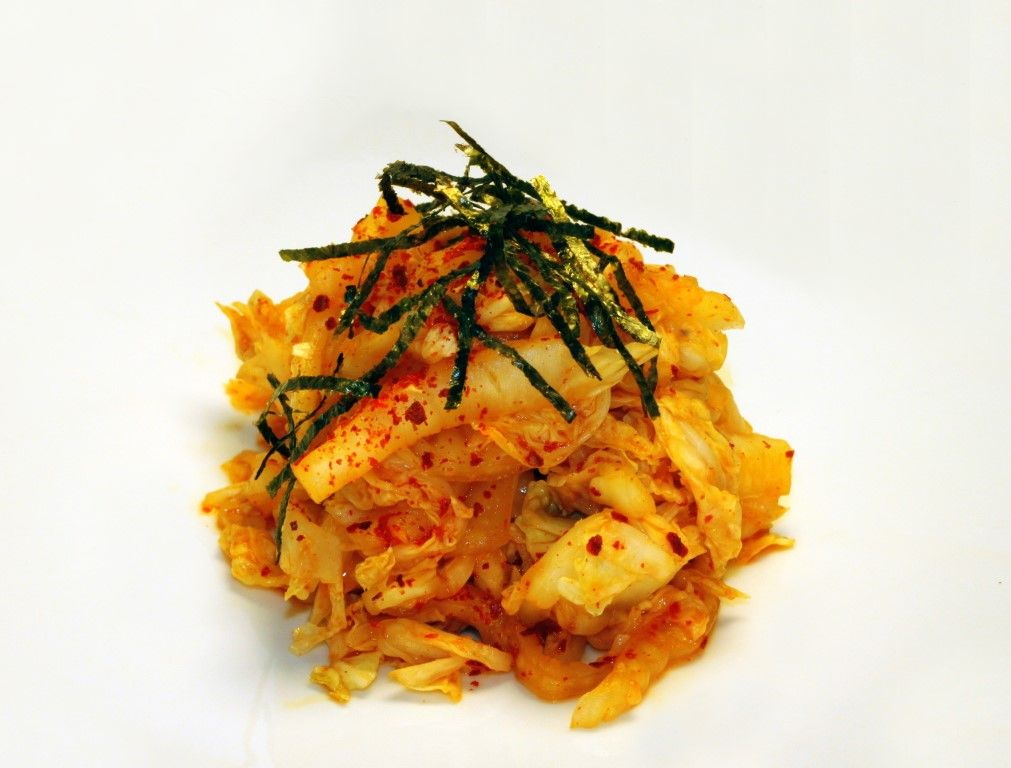 Our #housemade #vegan #kimchi !