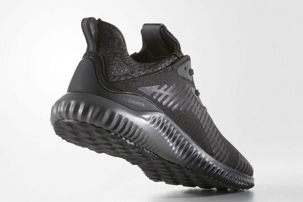 adidas alphabounce va triplo black pinterest triple black