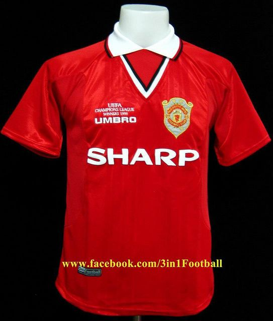 new style 13fb1 92b48 1999 Manchester United Treble Winners | Manchester United ...