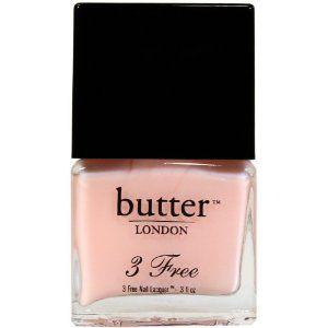 butter LONDON 3 Free Nail Lacquer, Pink Ribbon