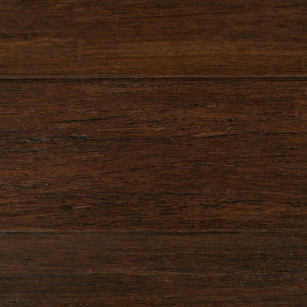 Home Decorators Collection Wire Brushed Strand Woven Cocoa Bean 3