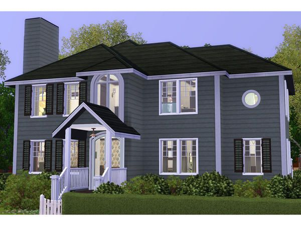 I Love This House I Want This One In Real Life Sims House Family House Sims