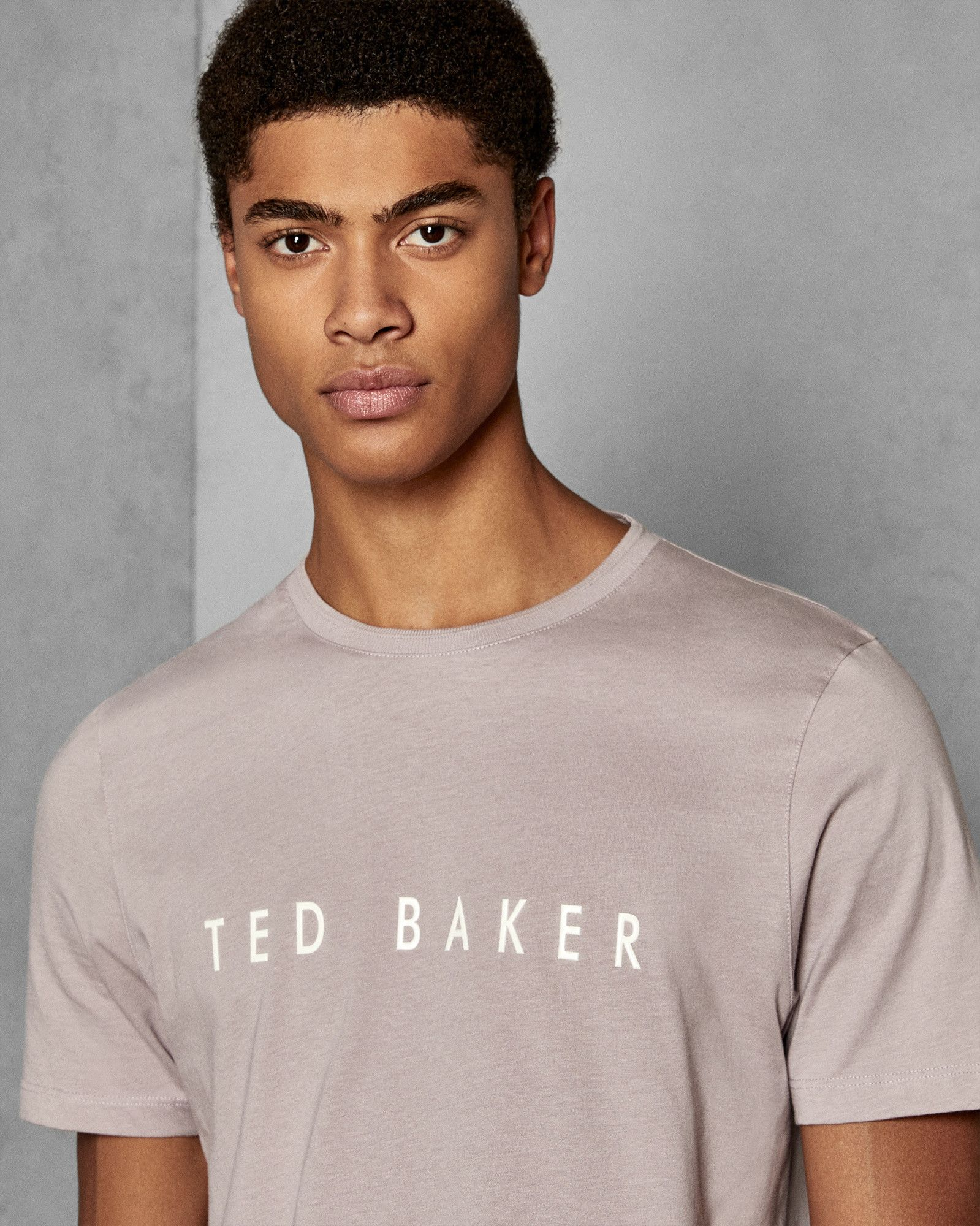 78274af579c Branded Cotton T-shirt | Products in 2019 | Mens tops, Cotton, T shirt