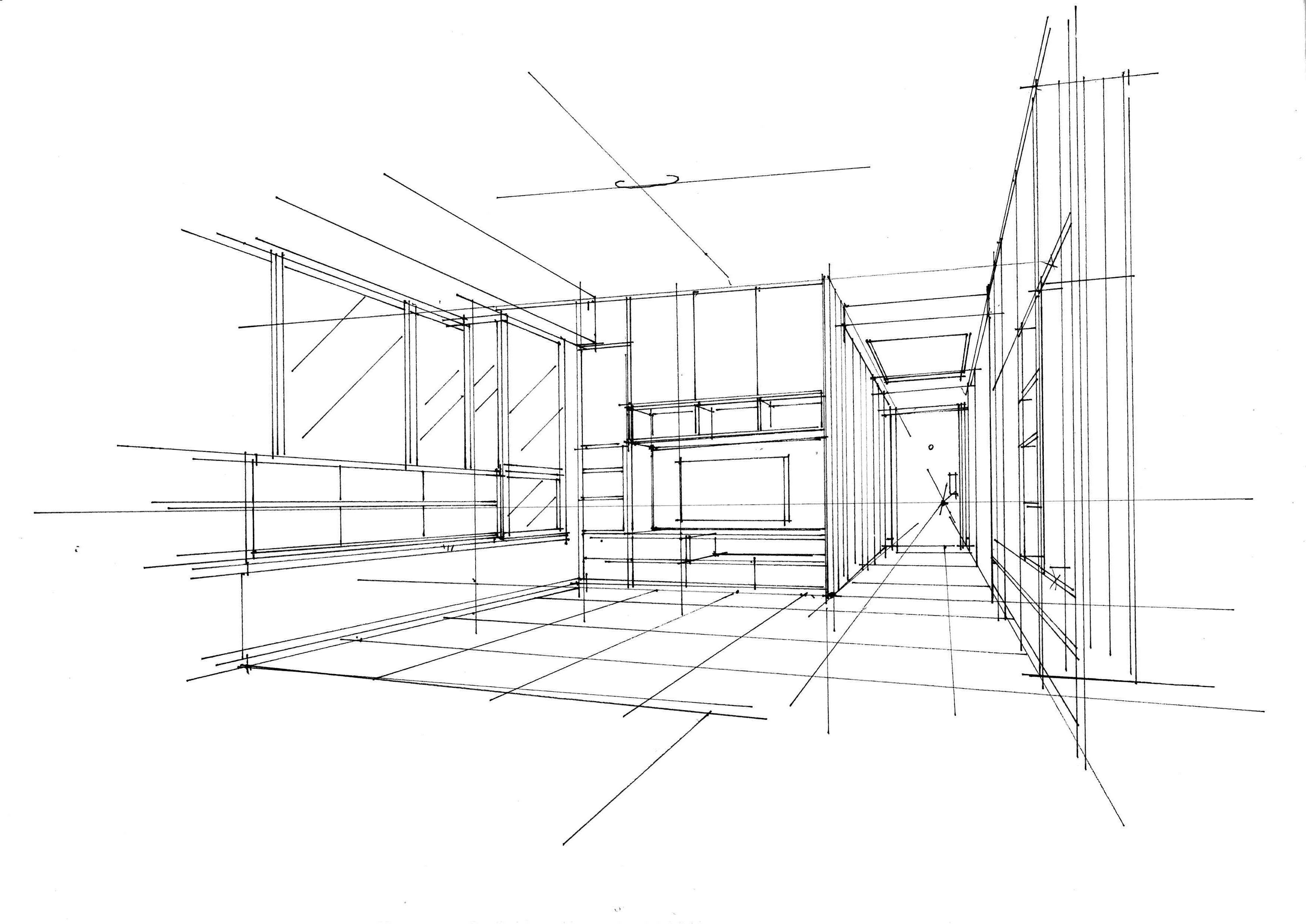 Pin By Tin Yan Lee On Perspective Sketch