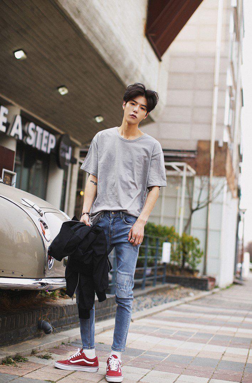 Go Sanggil In 2019 Fashion Korean