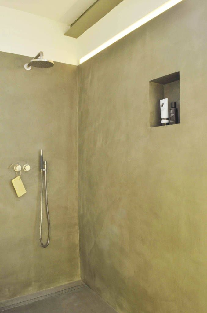 Bad im altbau moderne badezimmer von honeyandspice