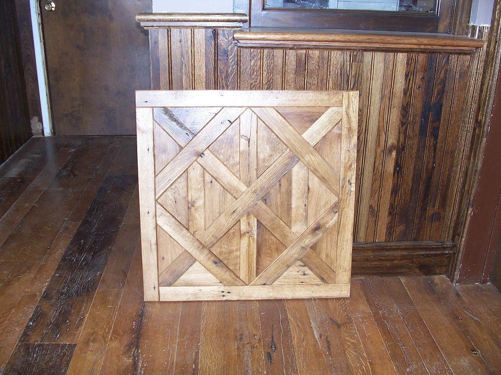 Pallet wood to flooring panels   Wood pallet flooring ...