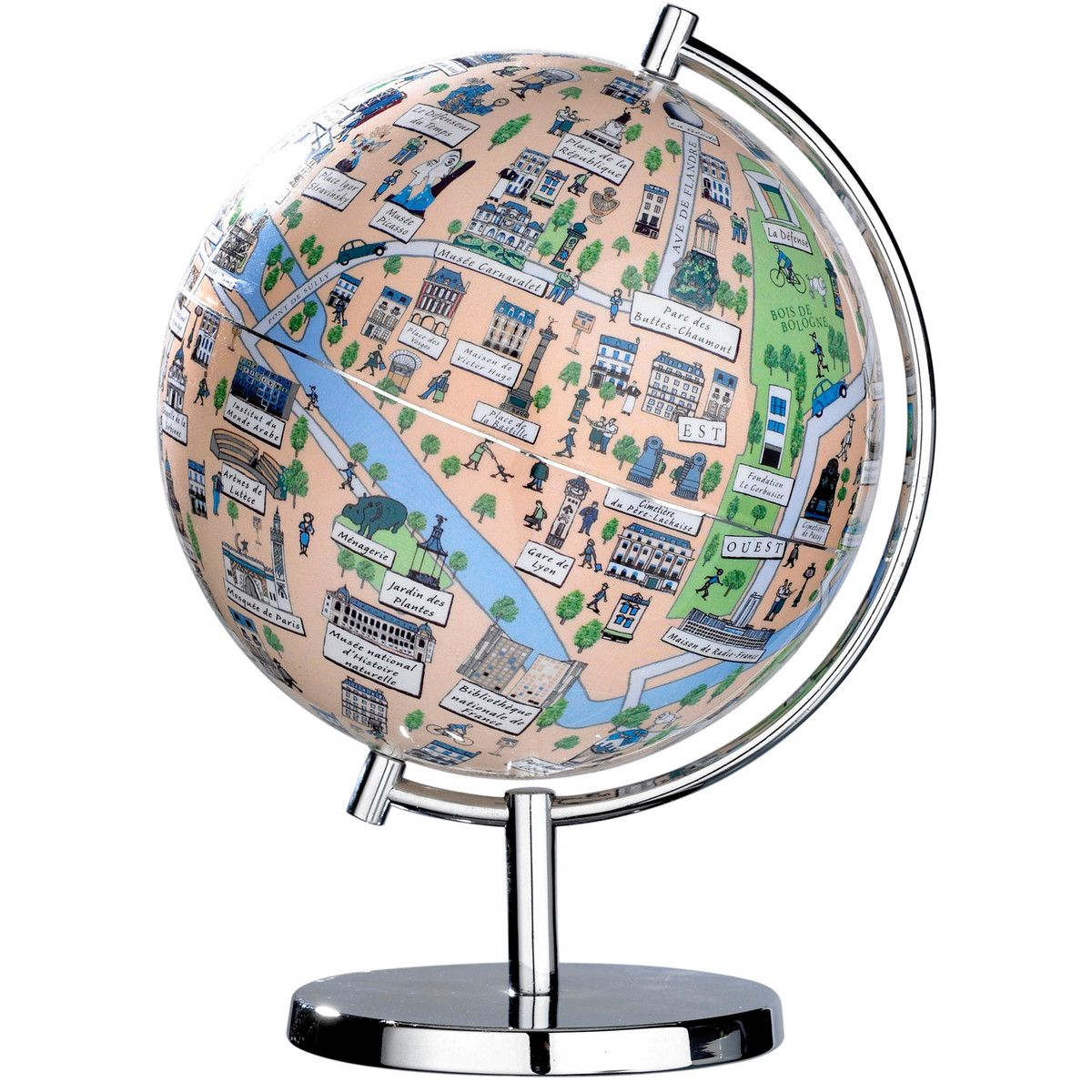 Globe of Paris L