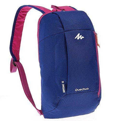 257d385e82 X-Sports Decathlon QUECHUA Kids Adults Outdoor Backpack Daypack Mini Small  Bookbags10L (Purple)