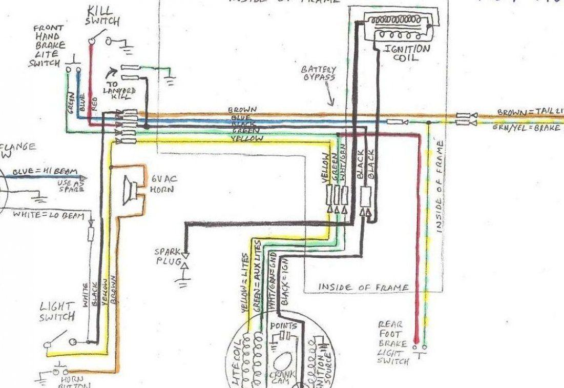 15 Simple Honda C90 6v Motorcycle Wiring Diagram Motorcycle Diagram Honda C100 Honda C90 Motorcycle Wiring