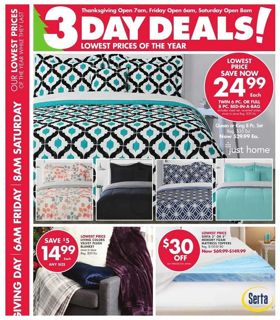 Big Lots Black Friday Ad Scan, Deals and Sales 2019 Page