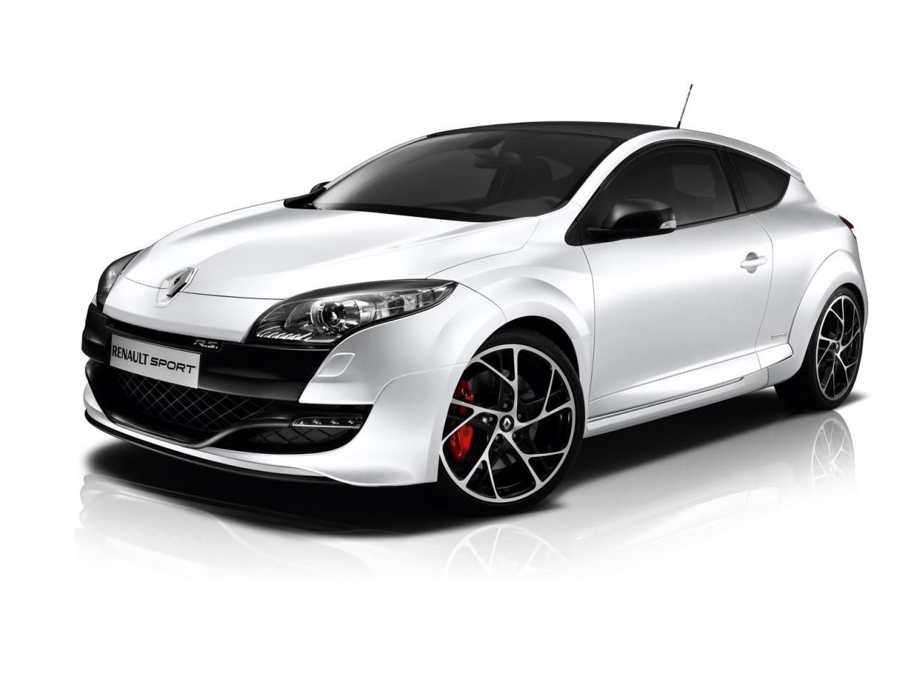 Renault Megane Rs 250 Monaco Grand Prix Limited Edition Gilds The