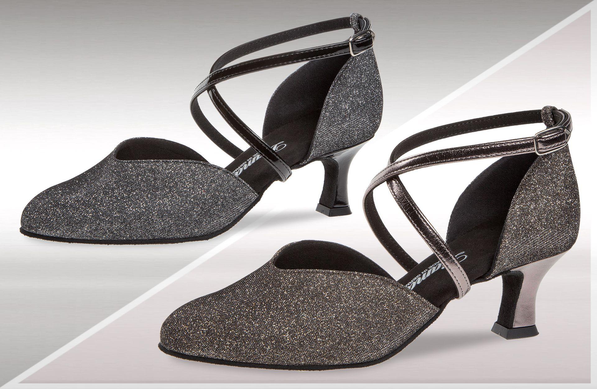 Diamant Sonderedition #05 Festliche Schuhe in Brokat In der