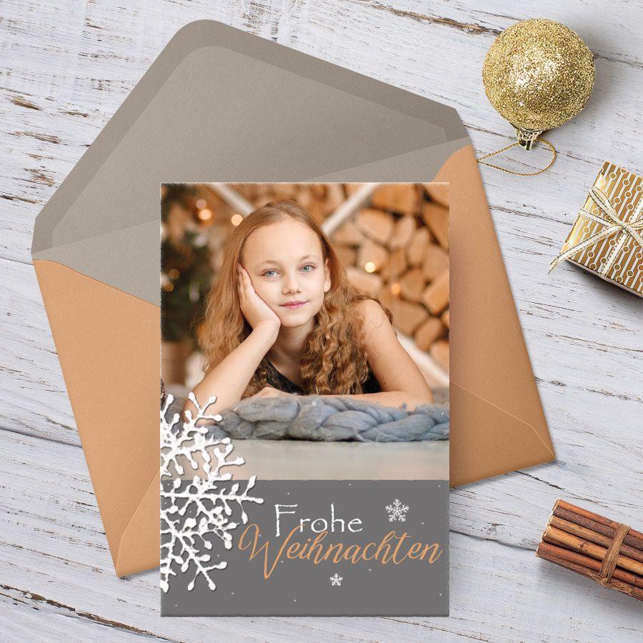 Weihnachtskarten Mit Eigenem Bild.Weihnachtskarten Mit Eigenem Foto Individuell Gestaltet Und Gedruckt