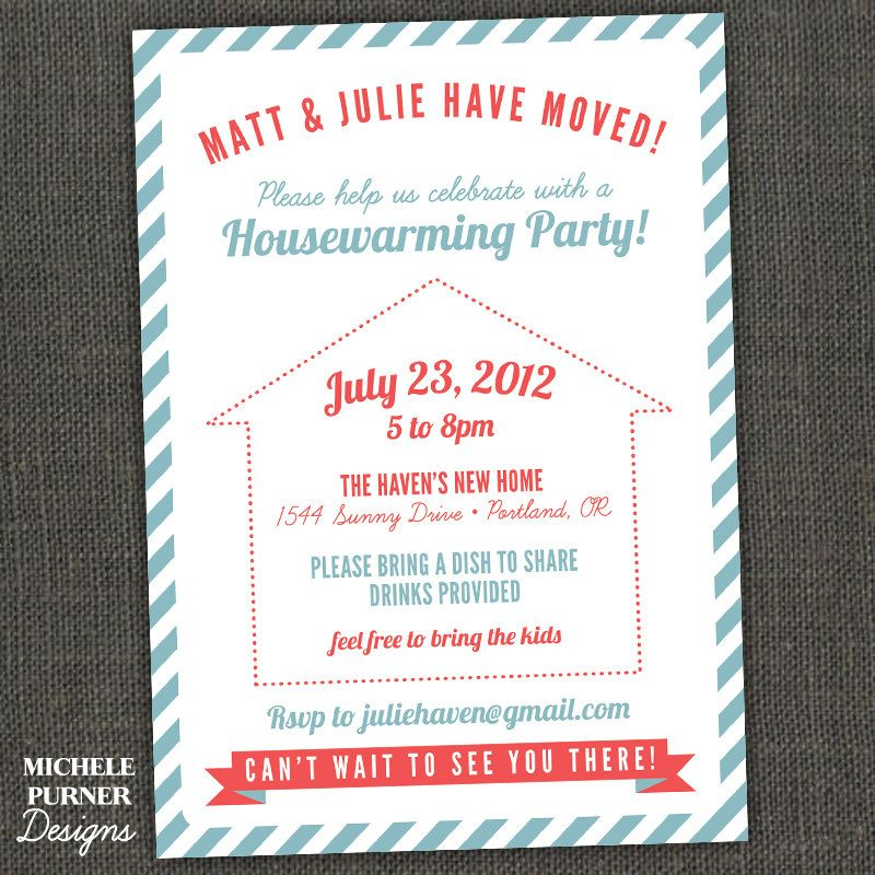 housewarming party invitations free printable