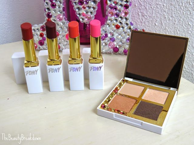 PONY x Memebox Shine Easy Glam 3 Collection Haul and Review - The Beauty Breakdown ! Korean Makeup Memebox Review and Swatches