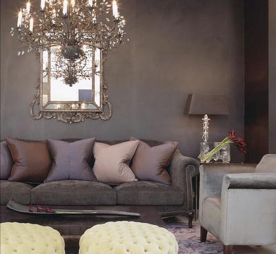 Soft Cozy Glam Grey Gray Velvet Sofa Silver Upholstered