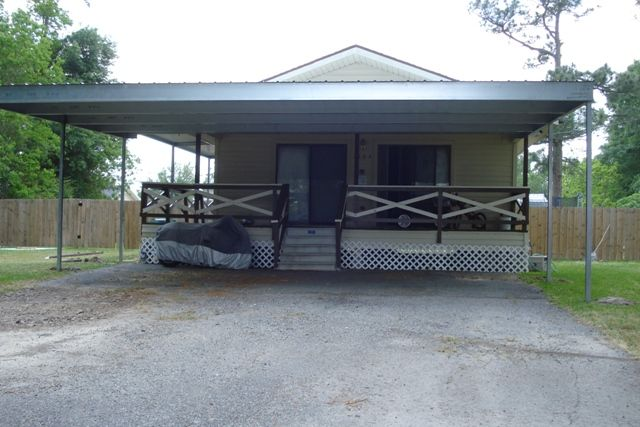 20 X 40 Attached Metal Carport Lake Charles Carport Cover