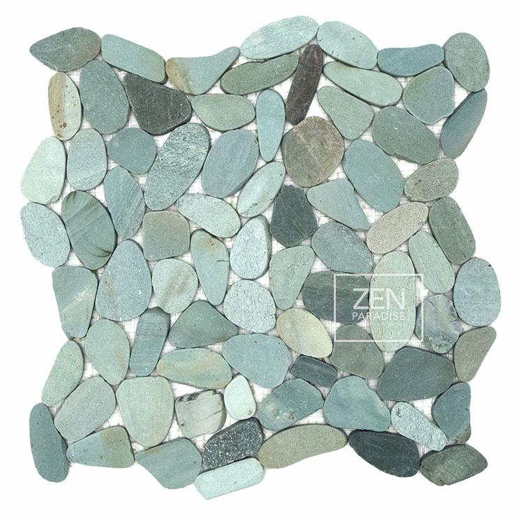 Paradise Tile Natural Stone: Pebble Tile, Tiles, Pebble Stone